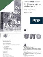 El fabuloso mundo de las letras - Jordi Sierra.pdf
