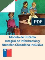 Modelo de Sistema Integral de Atención Inclusiva