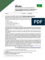EXAMEN SEMESTRAL ESPAÑOL III SIN CONTESTAR.docx