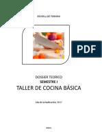 Dossier Teórico TCT1101 Cocina Básica Duoc UC Valparaíso