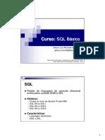 Curso - SQL Básico