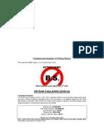 UXG Nobs Report Jul 2010