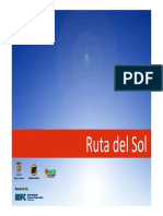 Presentación Gobierno sobre Proyecto Ruta del Sol