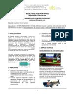 3er Informe Laboratorio de Tranferencia -Miguel
