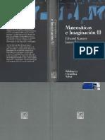 Matematicas e Imaginacion 1 E Kasner Et Al Biblioteca Cientifica Salvat 048 1994 OCR