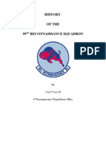 History of the 99th Reconnaissance Squadron