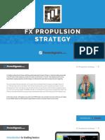 FX Propulsion Strategy