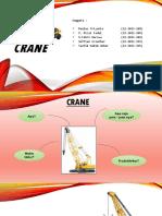 Kelompok 8 - Crane Dan Mobile Crane