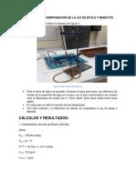 Informe de Quimica Gases 1