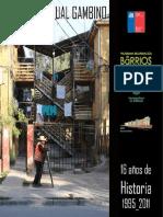 Historia Barrio Pascual Gambino Quilicura