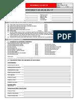 Formato de Desarmado Motor c, Isc, Qsc, Isl, Qsl, 114