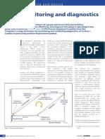 Pump Monitoring and Diagnostics