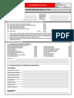 Formato de Desarmado Motor Isb, Qsb 4.5 y 6.7 - 107