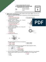 Tipe 1 Soal UAS Differential
