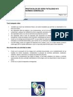 N°0 PCF NORMAS GENERALES