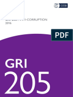 Gri 205 Anti Corruption 2016