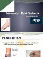 Perawatan Kaki Diabetik