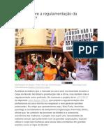 2.1.2 a Quem Serve a Regulamentação Da Prostituição- Nalu Faria