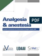 Libro Anlagesia & Anestesia