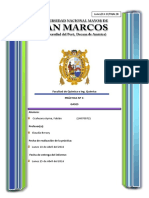Informe 01 Fisicoquímica a i