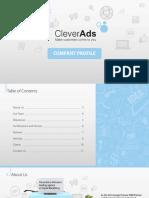 CleverAds Profile