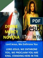 Novena to the Divine Mercy_english