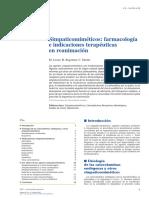 farmacologia simpaticomimeticos