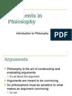 ArgumentsInPhilosophy.ppt