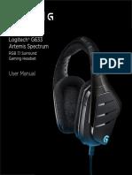 g633 Artemis Spectrum