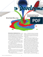 Mixer Development