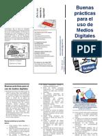 Buenas Practicas M.D Por Andrea Garcia