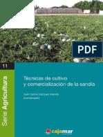 Tecnicas de Cultivo y Comercializacion