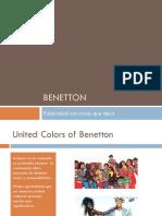 Campañas Benetton