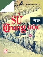 Sử Trung Quốc - Từ Năm 1911 Đến Năm 1975 - Nguyễn Hiến Lê