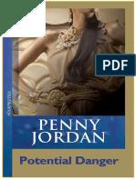 El Peligro Acecha- Penny Jordan.-potential Danger