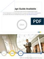 Cisco SBA BN MPLSWANDeploymentGuide-Feb2013
