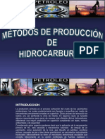 Mecanismos de Produccion de Hidrocarburos
