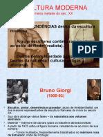 Escultura Moderna - Bruno Giorgi