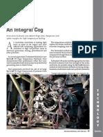 An Integral Cog