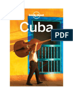 Read.. Cuba Travel Guide by Lonely Planet