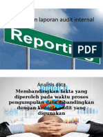 3.Pelaporan Hasil Audit Internal