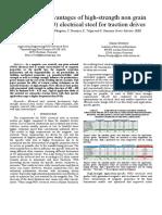 2013MTEffects of High Strength RM