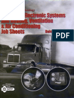 Modern Diesel Technology Electrical Electronic Systems and Heating, Ventilation, Air Conditioning Systems Job Sheets Edition 1