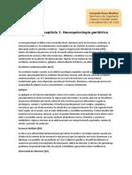 Reseña Del Capítulo 1 de Neuropsicologia