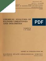 Chemical Analyses 200 Lama