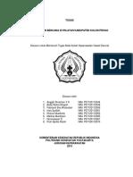 Manajemen Bencana Kulon Progo