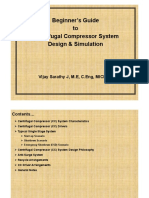 Beginner's Guide to Centrifugal Compressor Design and Simulation