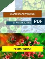Dasar Dasar Virologi