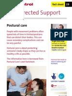 29 Postural Care