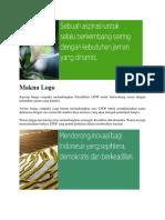 Materi Persiapan PK 104